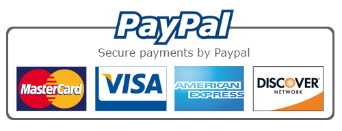Paypal Payments accepted