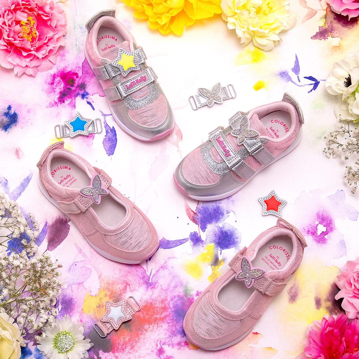 """Colorissima è il primo esempio di scarpa """"interattiva"""" 56ea8478c1b"""